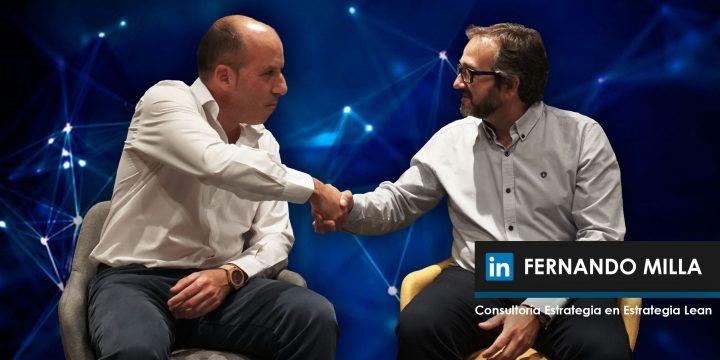 #entrevistandoaprofesionales Fernando Milla