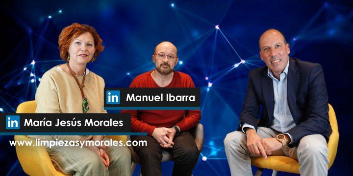 #entrevistandoaprofesionales Limpiezas Morales