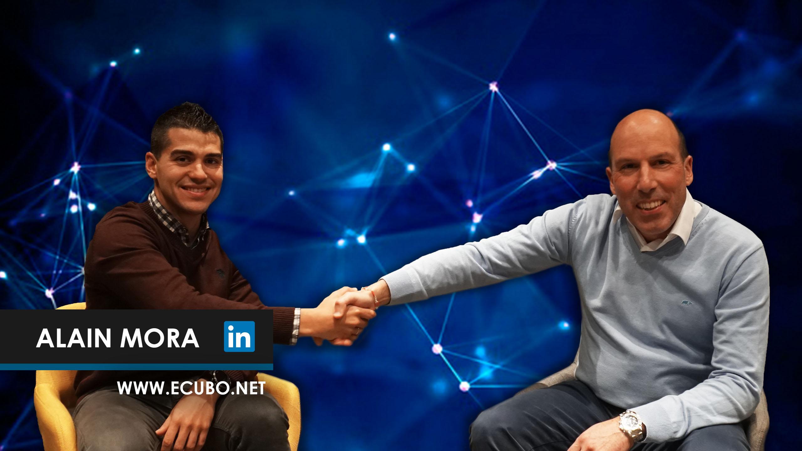 #entrevistandoaprofesionales Alain Mora (Ecubo)
