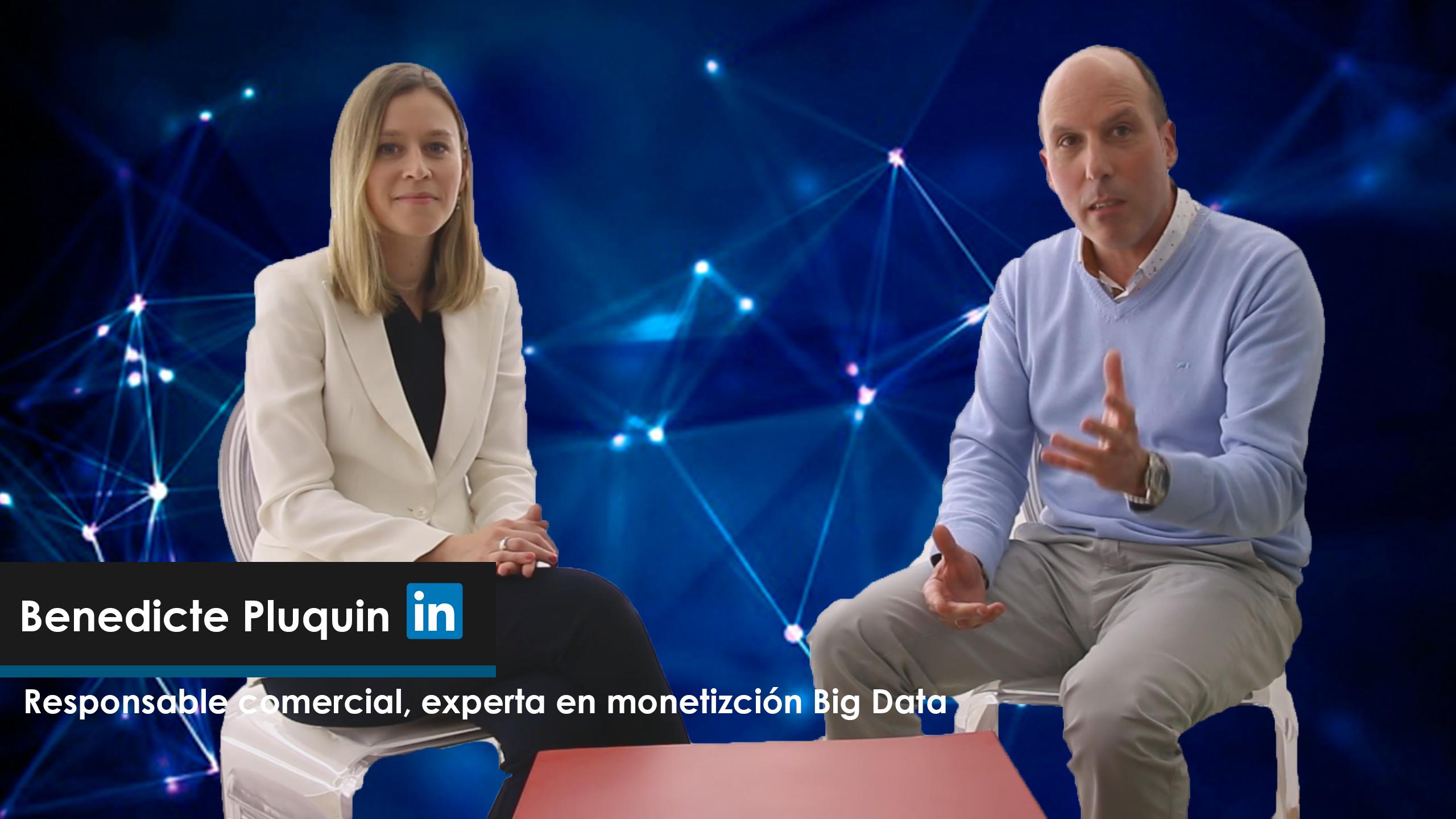 #entrevistandoaprofesionales Benedicte Pluquin