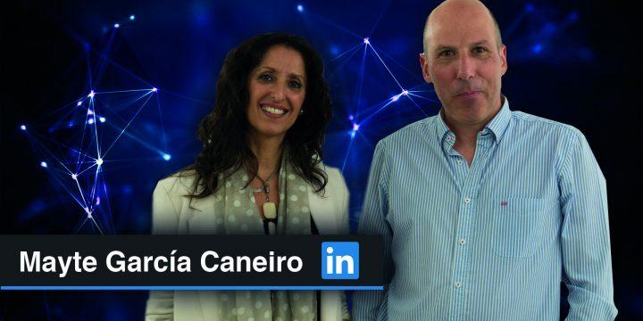 #entrevistandoaprofesionales Mayte García Caneiro